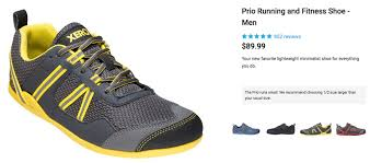 Shoe Review Xero Shoes Prio Mud Run Ocr Obstacle Course