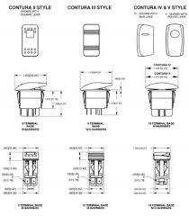 125vac toggle switch wiring diagram wiring diagrams schematics spst toggle switch wiring diagram beauteous on dpst carling dpdtker carling toggle switch diagram carlingvseriesdim 125vac
