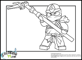 Ninjago Coloring Pages Picture - Whitesbelfast.com