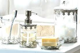 Gold And White Bathroom Decor Gold And White Bathroom Decor Black
