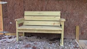 wooden crate bench ideas