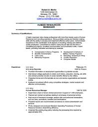 Template Military Resume Samples Examples Writers Example Template