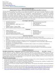 Senior Technical Recruiter Resume - http://jobresumesample.com/686/senior