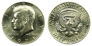 1971 Silver Half Dollar Value Chart New Dollar Wallpaper