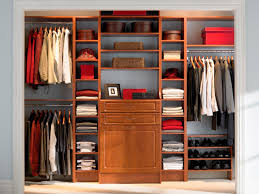 closet systems.  Closet Master Closet In Warm Colors For Systems HGTVcom