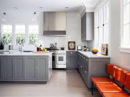 Gray Shaker Cabinets Kitchen Designs Ideas