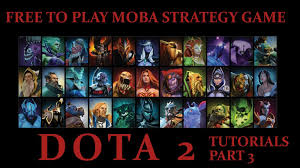 free to play online multiplayer strategy pc game dota 2 tutorial