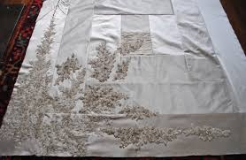 How To Make A Quilt Out Of Wedding Dress