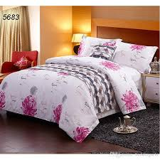 brief style hotel bedding sets 100 cotton white bed linens flash ruffles comforter cover bed sheet pillowcases hot 5683 bedding comforter set comforters