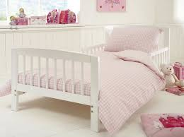 baroo single bed pink gingham duvet cover set baby bedding and bedtime childs play sus blog pages