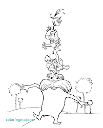 The Lorax Coloring Page Lorax Characters Coloring Pages Wiralfactinfo
