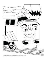 Thomas De Trein Edward Gordon Percy James Kleurplaat Thomas