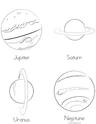 Coloring Pages Planets Solar System Coloring Page Planet 9 Planets