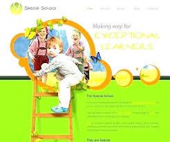Kids Brochure Template Thepostcode Co