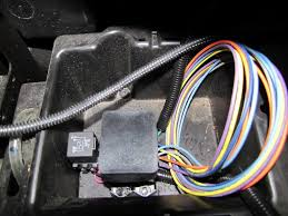 painless wiring fuse block install