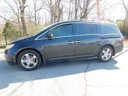 2011 Used Honda Odyssey 5dr Touring at Fayetteville Autopark, IID ...