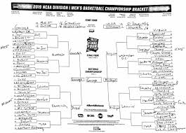 Bracket For Ncaa Basketball Tournament The March Madness Field Predicted 100 Days Away From Selection