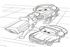 cars 2 coloring pages grem. Wonderful Coloring Sally Vs Doc The Bad Guys  On Cars 2 Coloring Pages Grem A