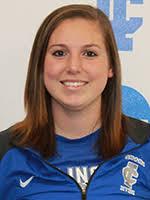 <b>Hannah Baker</b> - Women's Swimming - Illinois College Athletics