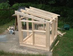 house unfinished jpg    Backyard Duck House Re Re