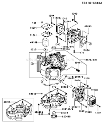 kawasaki fhv parts list and diagram as com fig e 11004 gasket head