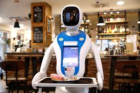 Robots serve up food and fun in Budapest cafe - Science & Tech - The  Jakarta Post