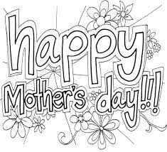 Small Picture Free Printable Mothers Day Coloring Pages AZ Coloring Pages