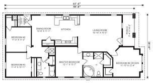 4 bedroom mobile home plans the jasper modular cool floor design ideas 14