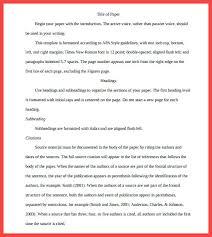 apa formatted outline format essay outline apa outline format  apa formatted outline format essays