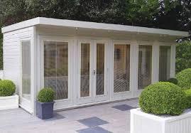 garden home office. The Malvern Hanley Flat Garden Home Office
