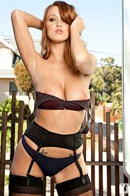 Leanna Decker insanely sexy for Playboy Magazine Your Daily Girl