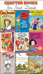 chapter books for first grade check out these great les that will keep your first grader wanting to turn page after page