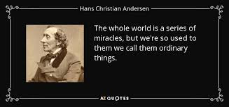 Hans Christian Anderson Quotes Best of TOP 24 QUOTES BY HANS CHRISTIAN ANDERSEN Of 24 AZ Quotes