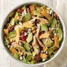 panera asian chicken salad. Fine Asian Southwest Chile Lime Ranch Salad With Chicken Throughout Panera Asian A