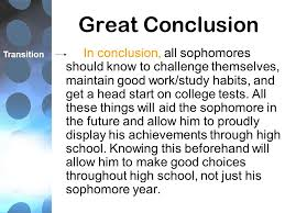 essay conclusion your light at the end of the essay tunnel ppt  13 great conclusion