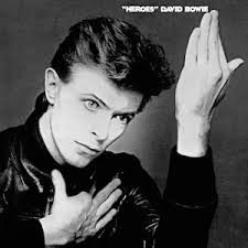 Image result for heroes album cover david bowie