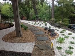 Small Picture Elegant Gravel Landscaping Ideas Pea Gravel Garden Designs