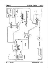 wiring schematic clark forklift tw 40b wiring discover your clark forklift cdpcgp 161820 service manual auto repair hyster forklift motor wiring diagram