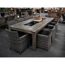 outdoor table and chairs. Oceanwood Outdoor 2900 Table + 10 Seaside Chairs And T