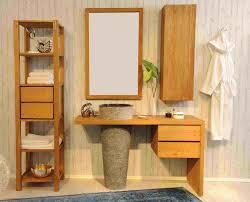Badmoebel Set Holz Sammlungen Good Deal Günstige Badezimmermöbel