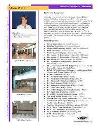 Houston Interior Design Resume S Lewesmr Resumes Jessica Pine ...
