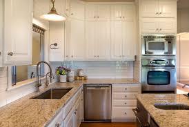 Updated kitchen with Benjamin Moore's BM