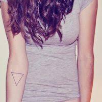 Triangle Tetování Význam