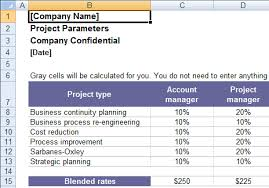 Excel Templates For Project Management Free Project Management Template 15 Useful Excel Templates