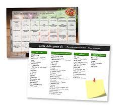 Dieta Settimanale Vegana : Programma trasformazione in settimane la serena salute