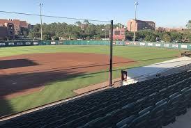 Lsu Stadium Seating Chart Visitor Section Seminole Softball Complex