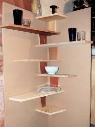 furniture for corner space. spacesaver small kitchen spaces using diy wood floating corner shelving units ideas furniture for space m