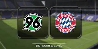 Bayern Munich 3-1 Hannover 5 4 2019 Match Highlight