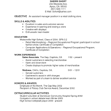 9 Retail Sales Associate Resume Template Bud Reporting In For
