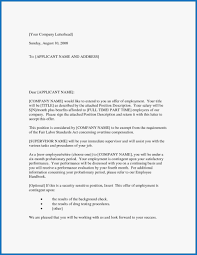 021 Template Sample Employment Offer Letter Stupendous Ideas